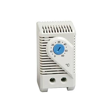 KTS 011 (NO), Termostatas, UL, 0-60°C (ventiliatoriui) - 01147.9-00