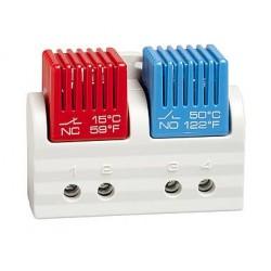 FTD 011 (NC/NO), Dvigubas termostatas, Apsaugotas nuo klastojimo (Iš anksto nustatytas) - 01163.0-00