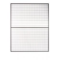 Std. MESH PANEL 1500x1900, 22x100 grid,