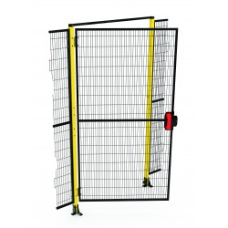 BASIC hinged door set, L-800mm
