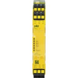 PNOZ s7 C 24VDC 4 n/o 1 n/c saugos relė