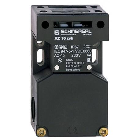 Solenoid interlock AZM 161SK-12/12RKA-024