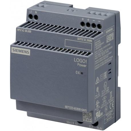 LOGO!POWER 24V/4A Stabilized power supply