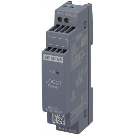 LOGO!POWER 24V / 0.6 A Stabilized power supply