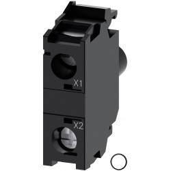 LED modulis su integruotu LED 24VAC/DC, baltas