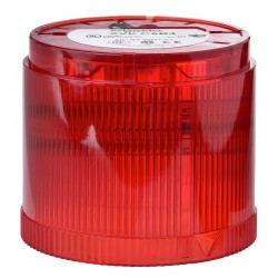 Module LED 24VAC/DC red, Ø70mm