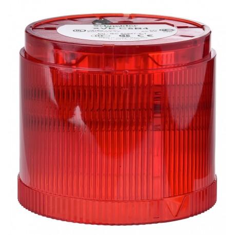 Module LED 24VAC/DC red, Ø70mm