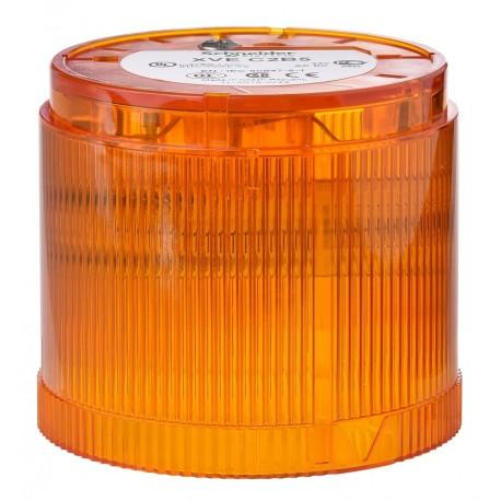 Modulis LED 24VAC/DC oranžinis, Ø70mm