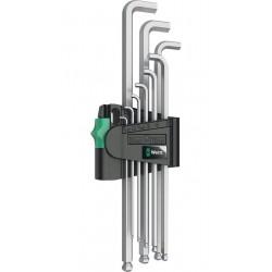 950 PKLS/9 SM N SB L-formos šešiakampių raktų rinkinys