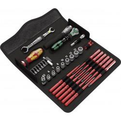 Kraftform Kompakt W 1 aptarnavimo įrankių rinkinys elektrikui