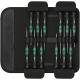Kraftform Micro 12 Universal 1 Screwdriver set for electronic applications, 12 pieces