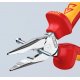 Needle-Nose Combination Pliers, VDE-tested