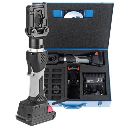 Battery operated hydraulic crimping tool Standard 50kN