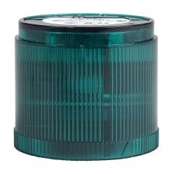 Module LED 230VAC green, Ø70mm