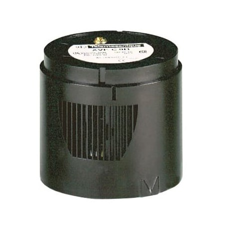 Sounder unit Ø70mm, 85dB, 230VAC