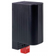 Touch-Safe Heater CSF 060, 100W, 120-240VAC, with pre-set thermostat +15°C to +25°C