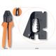 Crimping tool for cable end sleeves 0,08-16mm²