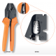 Crimping tool for insulated cable lugs 0,5-6mm²