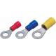 Antgalis kilpa izoliuotas 1,5-2,5mm² M8 BU DIN4623pakiukyje 100vnt.