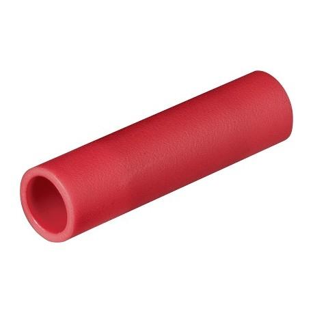 Įzoliuota gilzė 0,5-1,0mm² RD, laidų sujungimui,pakiukyje 100vnt.