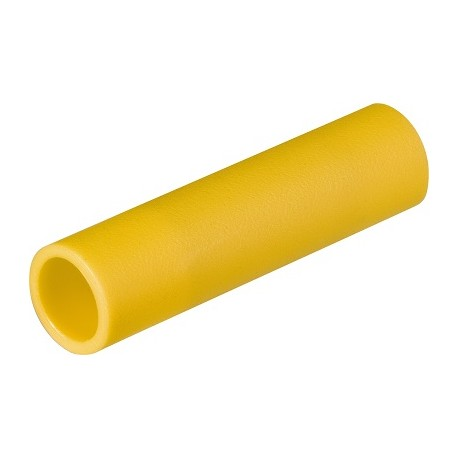 Insulated butt connector 4-6mm², 100pcs