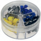 Assortment boxes with end sleeves 2x0,75-2x2,5mm²