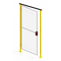 ADAPTAGUARD hinged door set, H-2220mm, L-800mm