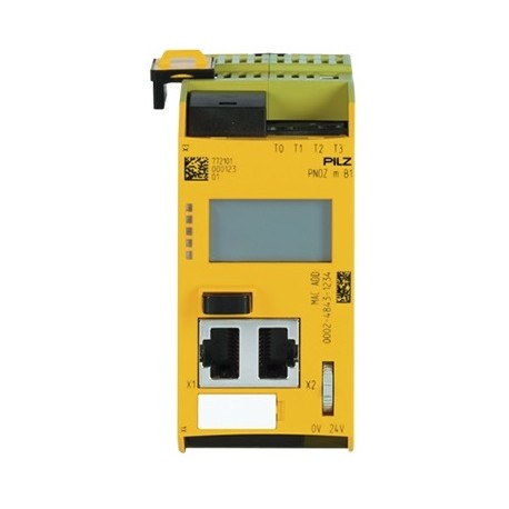 PNOZ m B1 Configurable safety relay