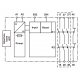 PNOZ s9 C 24VDC 3 n/o 1 n/c t Сontact extension module or safe timer