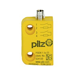 PSEN 1.1p-22/PSEN 1.1-20/8mm/ix1 Safety switch