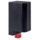 Touch-Safe šildytuvas CSF 060, 150W, 120-240V AC, su termostatu nuo +5°C iki +15°C