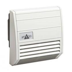 FF 018 Filtrų ventiliatorius 55 m3/h, 230VAC, 125x125mm