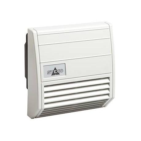 FF 018 Filter fan 55 m3/h, 230VAC, 125x125mm