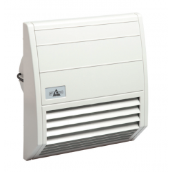 FF 018 Filtrų ventiliatorius  (Airflow IN) 200 m3/h, 230VAC, 176x176mm