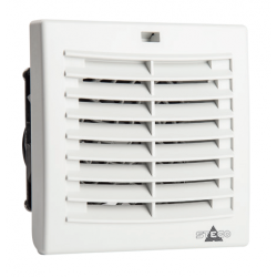 FPO 018 Filtrų ventiliatorius PLUS (Airflow OUT) 24 m3/h, 230VAC, 92x92mm