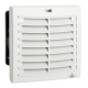 FPI 018 Filter fan PLUS (Airflow IN) 52 m3/h, 230VAC, 124x124mm