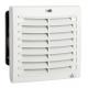 FPO 018 Filter fan PLUS (Airflow OUT) 97 m3/h, 230VAC, 124x124mm