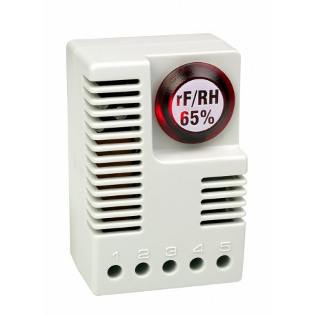EFR 012 Electronic hygrostat, 40-90% RH, 1NC/NO, 230VAC