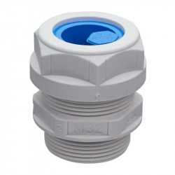 Plastic cable gland PFLITSCH blueglobe M32x1,5