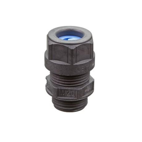 Plastikinis kabelio sandariklis Blueglobe M20x1,5, juodas