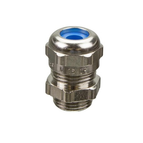 Metal cable gland PFLITSCH blueglobe M16x1,5 - bg 216ms