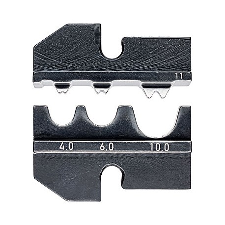 Matrica neizoliuotų antgalių presavimui
