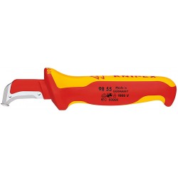 Montavimo peilis, saugus smaigalys, 1000V