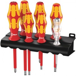 Izoliuotų atsuktuvų rinkinys 160i/165i/7 Lasertip Rack