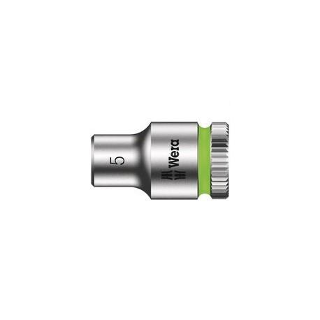 """8790 HMA Zyklop 1/4"""" socket, SW 5 x 23 mm"""