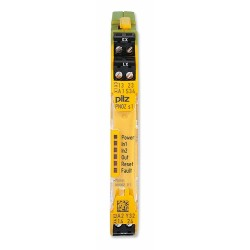 PNOZ s1 24VDC 2 n/o Реле безопасности
