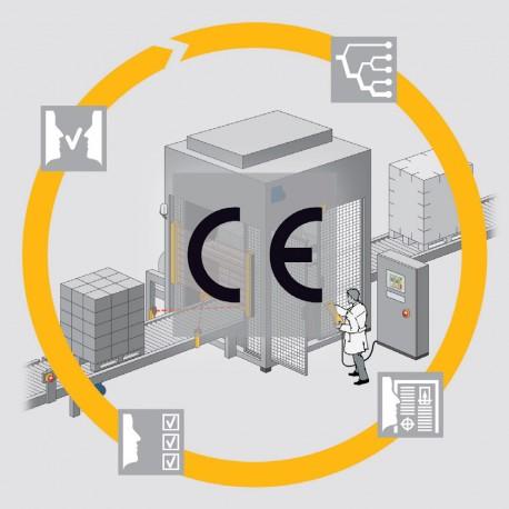 CE ženklinimas ir Mašinų direktyva