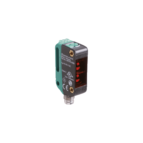 Triangulation sensor (BGS) OBT300-R100-2EP-IO-V31-L