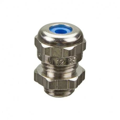 Metal cable gland PFLITSCH blueglobe M12x1,5 - bg 212ms