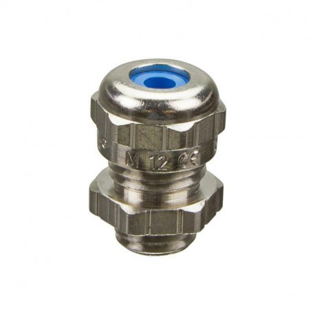 Metal cable gland PFLITSCH blueglobe M12x1,5 - bg 212ms